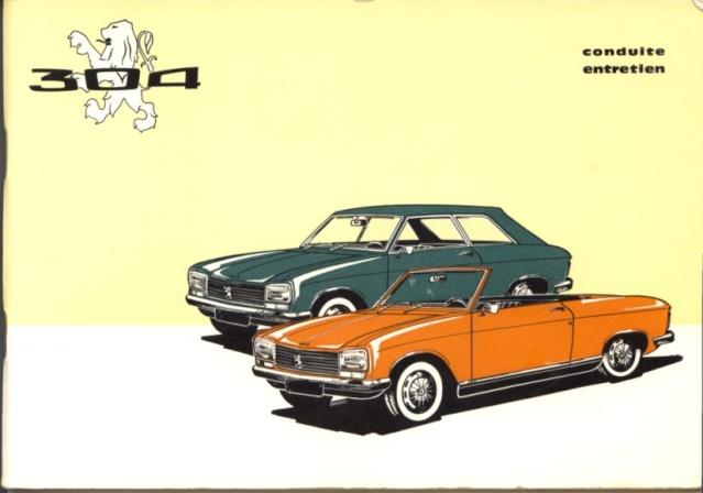 svp a fermer livret conduite 304 coup cabriolet forums 204 304. Black Bedroom Furniture Sets. Home Design Ideas