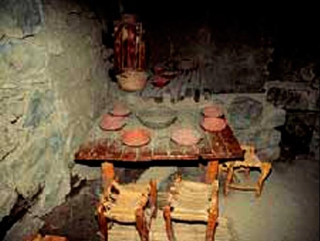 Interior Casa Hebrea S I