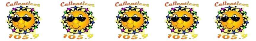 Calienticos 105.9