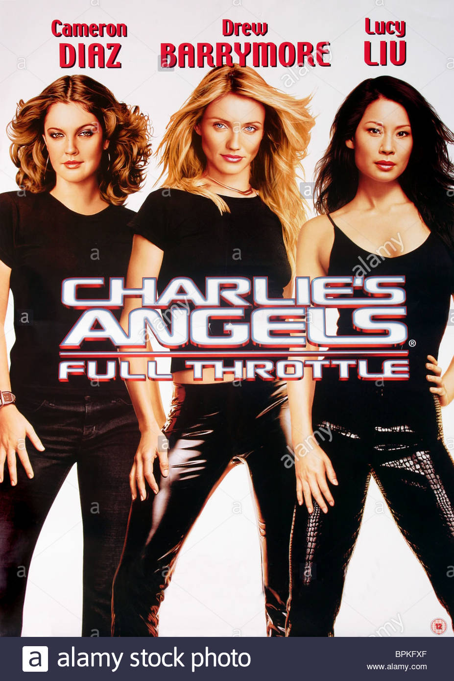 فيلم Charlies Angels Full Throttle 2003 مترجم اون لاين