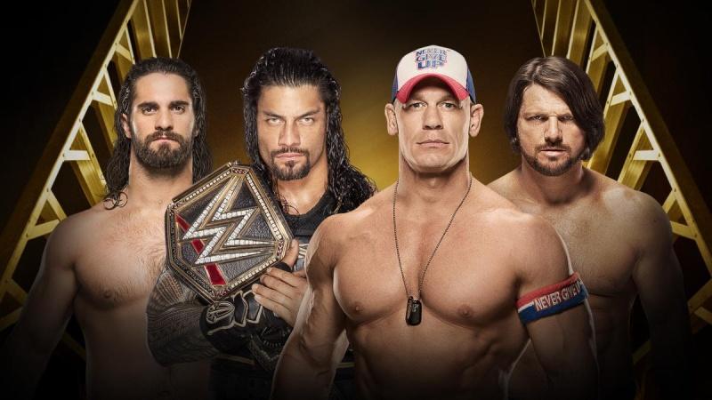 مشاهدة وتحميل عرض WWE Money In the Bank 2016 HD مترجم اون لاين