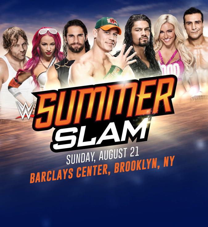 مشاهدة وتحميل عرض WWE SummerSlam 2016 HD مترجم اون لاين