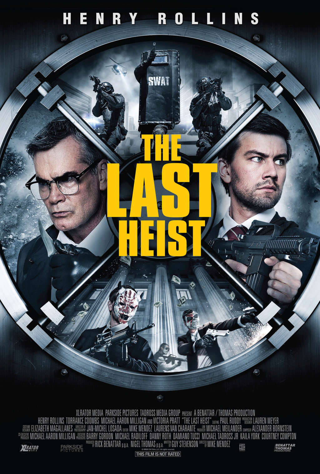 مشاهدة وتحميل فيلم The Last Heist 2016 720p مترجم اون لاين