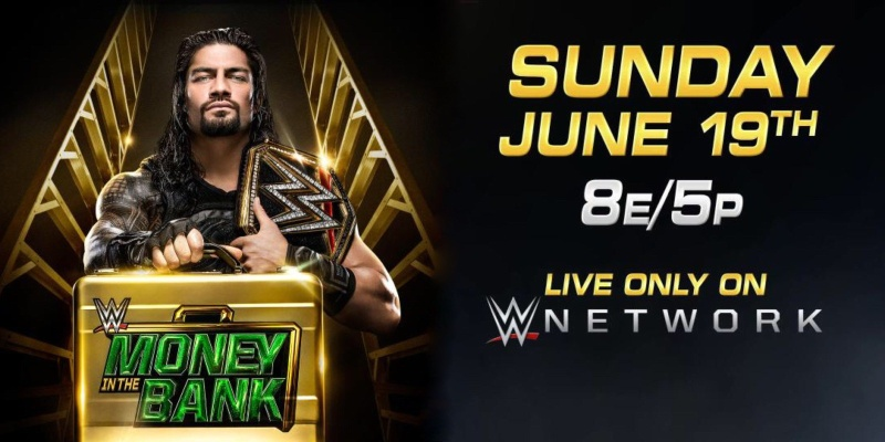 عرض WWE Money In the Bank 2016 HD مترجم