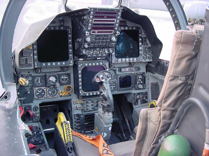 موسوعة قمرات القيادة في الطائرات