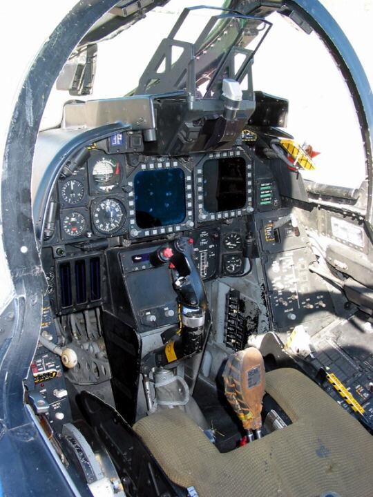 F 14d Cockpit