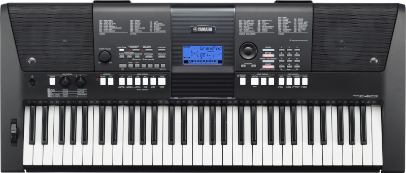Teclado musical media markt