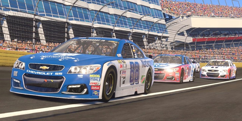 NASCAR HEAT EVOLUTION XBOX ONE CHAMPIONSHIP
