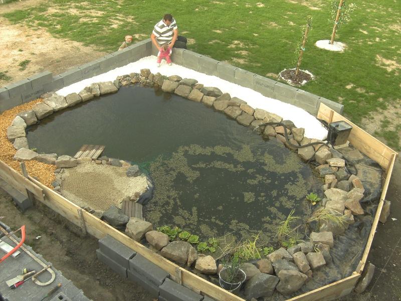 Besoin de conseils pour un bassin dans le pas de calais - Bassin aquatique contemporain calais ...
