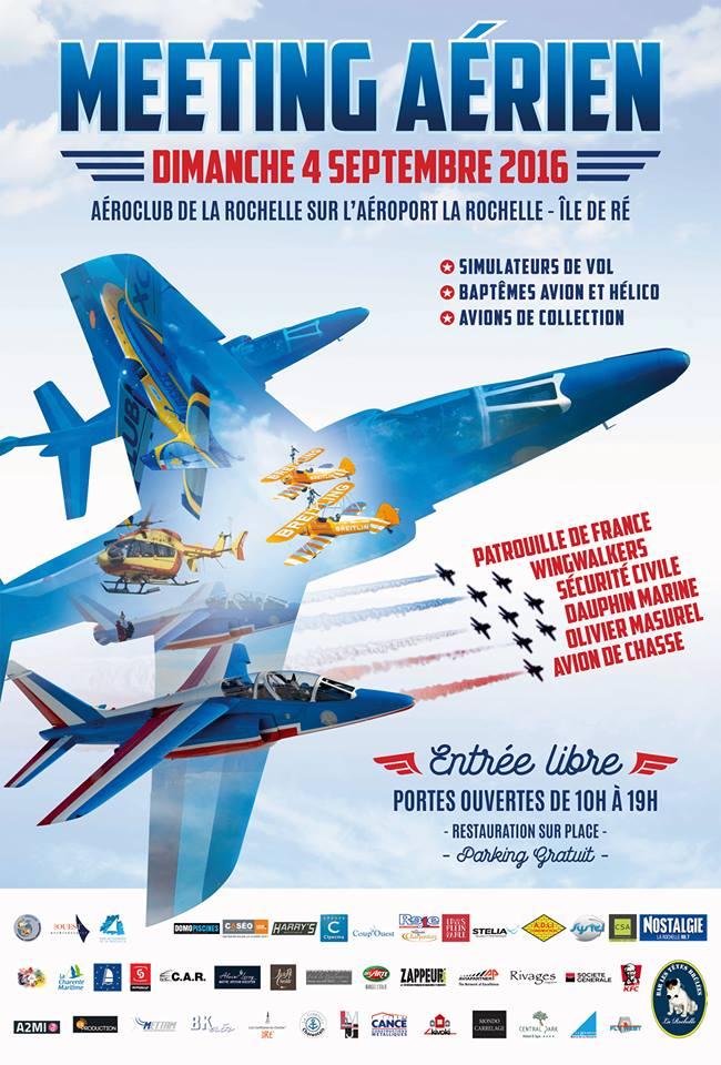 meeting aerien de la rochelle 2016, meeting-aerien-la-rochelle 2016, Airshow 2016,meeting aerien 2016 de l'ile de rê, French Airshow 2016