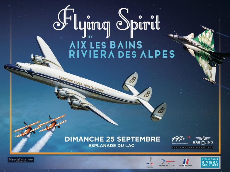 Flying Spirit by Aix les Bains Riviera des Alpes 2016, Port d'Aix les Bains,Chambery Savoie ,Bleuciel airshow 2016, FLYING SPIRIT 2016,Meeting Aerien chambery 2016, Meeting Aerien BOURGET du LAC 2016,Airshow 2016, French Airshow 2016
