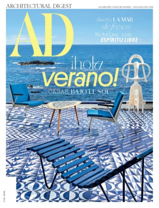 ad arc33 - AD Architectural Digest España - Julio 2019 - PDF - HQ - (Ul.to-User-Click)