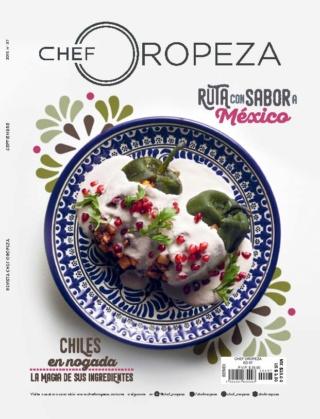 chef o12 - Chef Oropesa nº 97 - Septiembre 2018 - PDF - HQ - VS