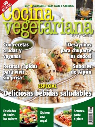 cocina43 - Cocina Vegetariana - Octubre 2018 - PDF - HQ - VS