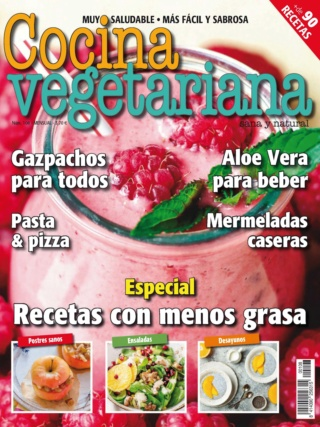 cocina77 - Cocina Vegetariana - Julio 2019 - PDF - HQ - (Ul.to-User-Click)
