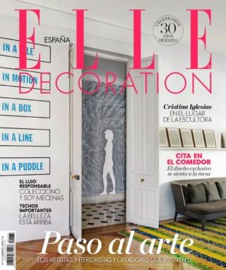 elle d16 - Elle Decoration España - Julio 2019 - PDF - HQ - (Ul.to-User-Click)