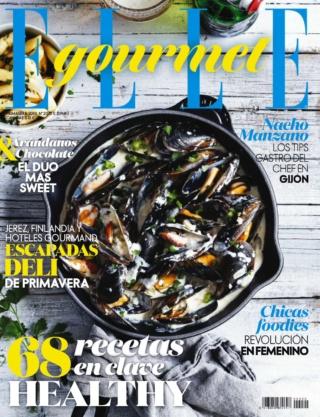 elle g14 - Elle Gourmet - Marzo 2019 - PDF - HQ - (Ul.to-User-Click)