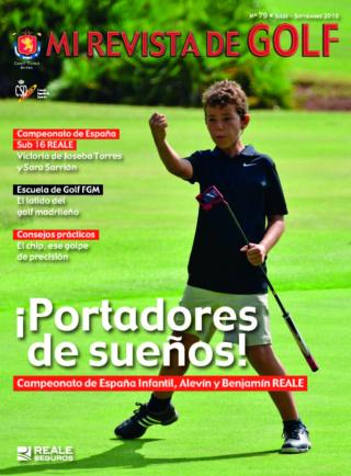 mi rev10 - Mi Revista de Golf nº 79 - Julio a Septiembre 2018 - PDF - HQ - VS