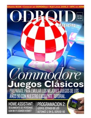 odroid13 - Odroid Magazine nº 57 Español - Septiembre 2018 - PDF - HQ - VS