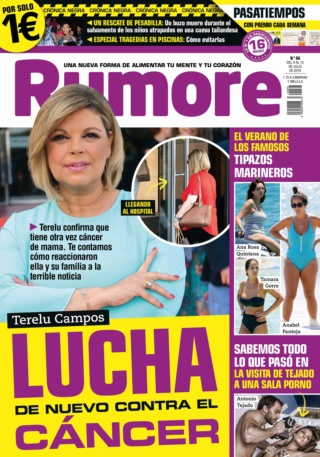 rumore13 - Rumore - 9 Julio 2018 - PDF - HQ - VS