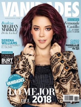 vanida38 - Vanidades Mexico - 4 Octubre 2018 - PDF - HQ - VS