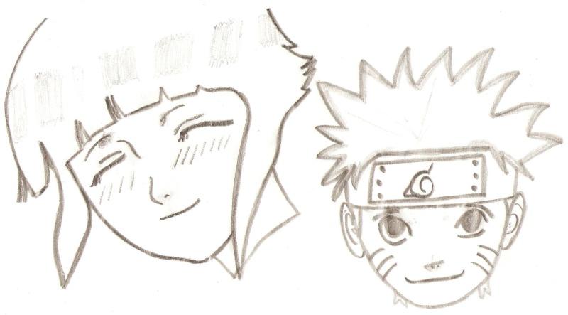 Dibujos faciles de hacer de Naruto - Imagui