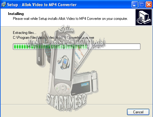 allok 3gp psp mp4 ipod video converter startimes