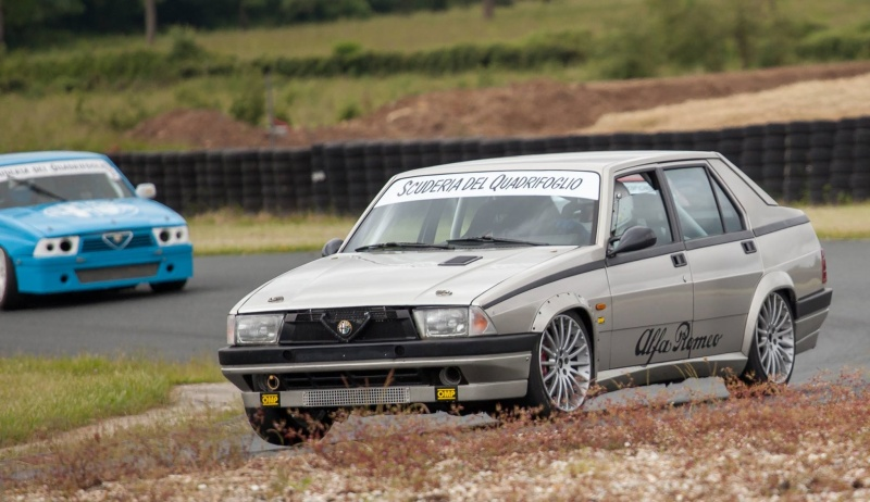 Alfa Romeo Sport Club - Youngtimer