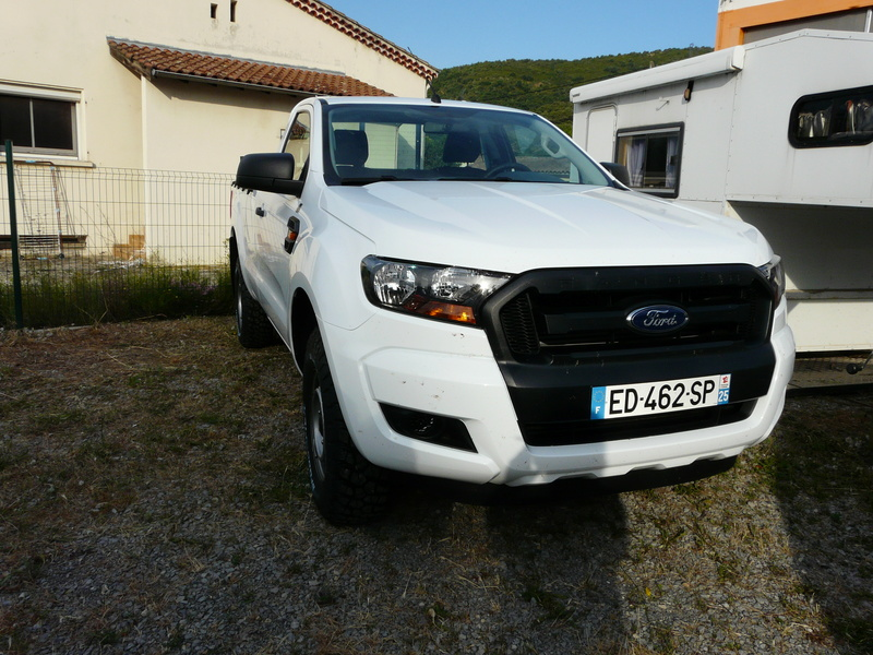 ford ranger 2016 simple cabine casa trotter