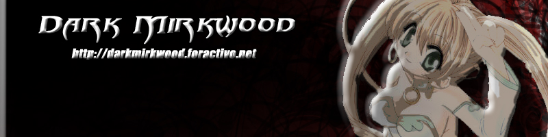 Dark Mirkwood