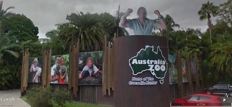 Zoo australia beerwah queensland australie for Zoo haute normandie