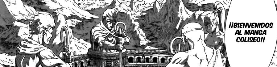 Manga Coliseo