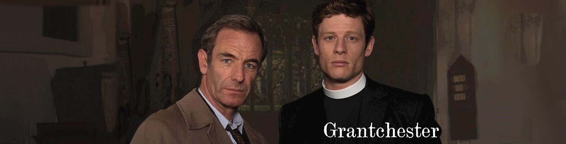 épisodes Grantchester