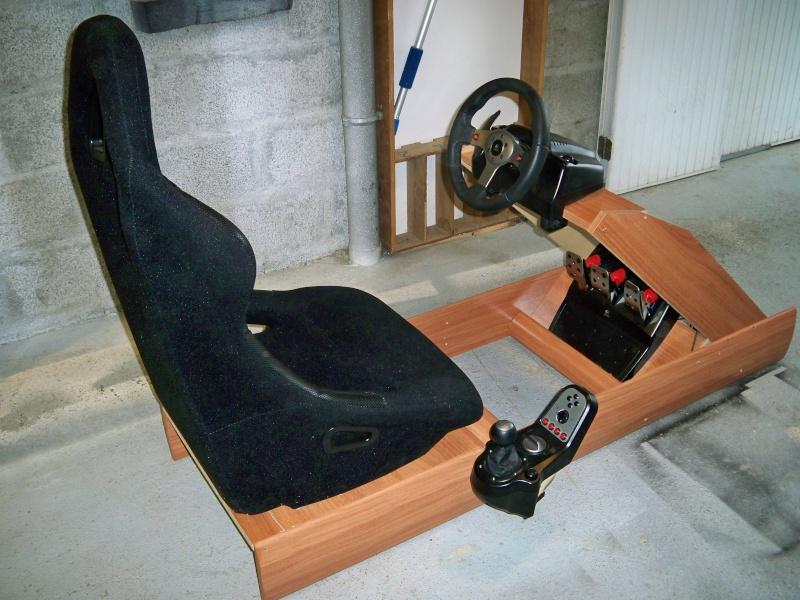playseat maison. Black Bedroom Furniture Sets. Home Design Ideas