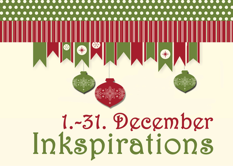 Inkspirations Adventskalender