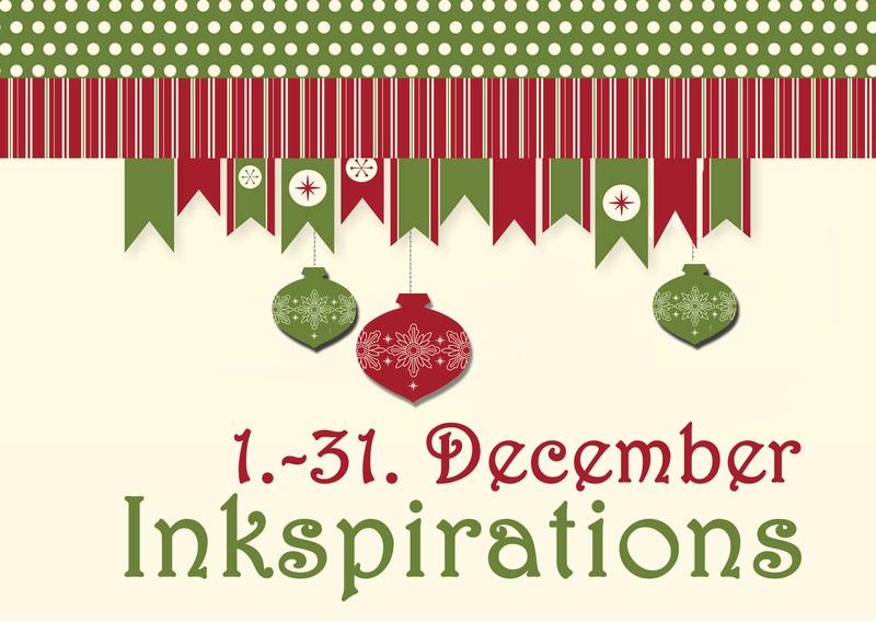 December IN{K}SPIRATIONS 2017
