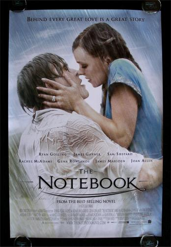 alzheimer s the notebook If you want to read an upscale harlequin romance with great crossover appeal, then read the notebook joanne wilkinson  she has alzheimer's, and noah thinks that.