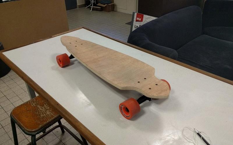 The board 1