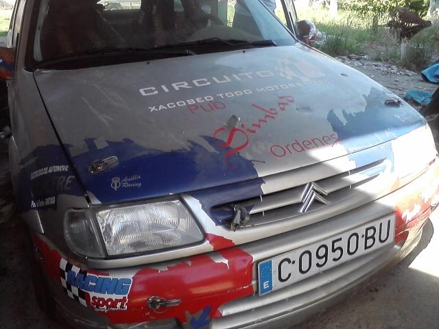 Circuito Xacobeo : Iii autocross xacobeo