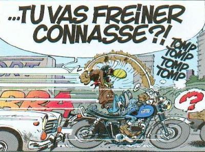 Bd motards page 9 - Dessin motard humoristique ...