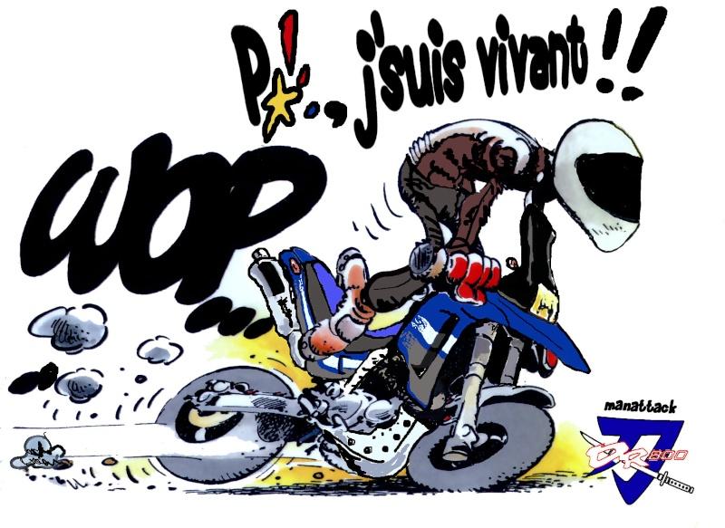 Bd motards page 15 - Dessin motard humoristique ...