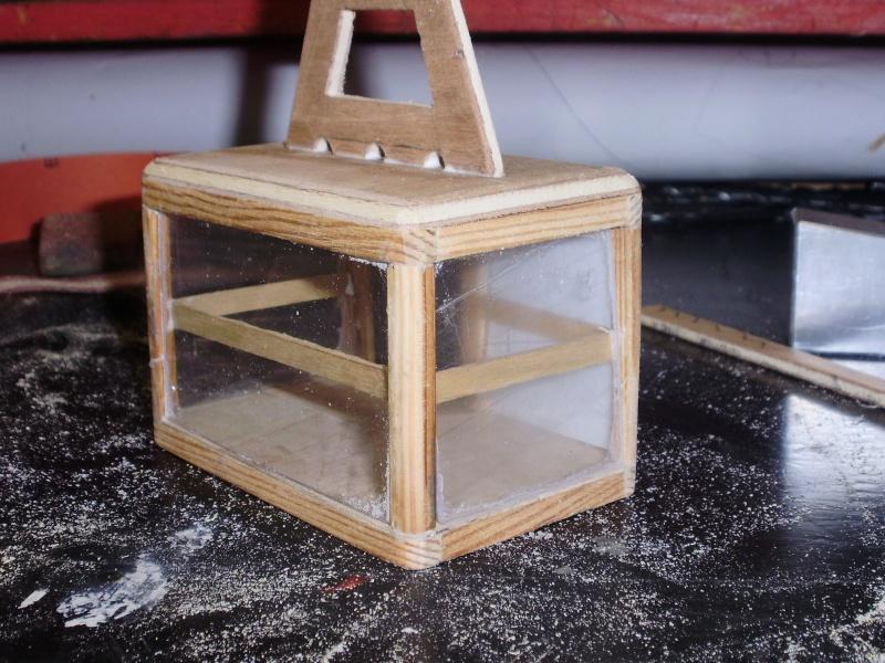 Besoin aide pour fabrication complet telepherique electrique page 3 - Fabriquer un village de noel en carton ...