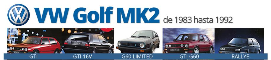Foro de Volkswagen Golf MK2