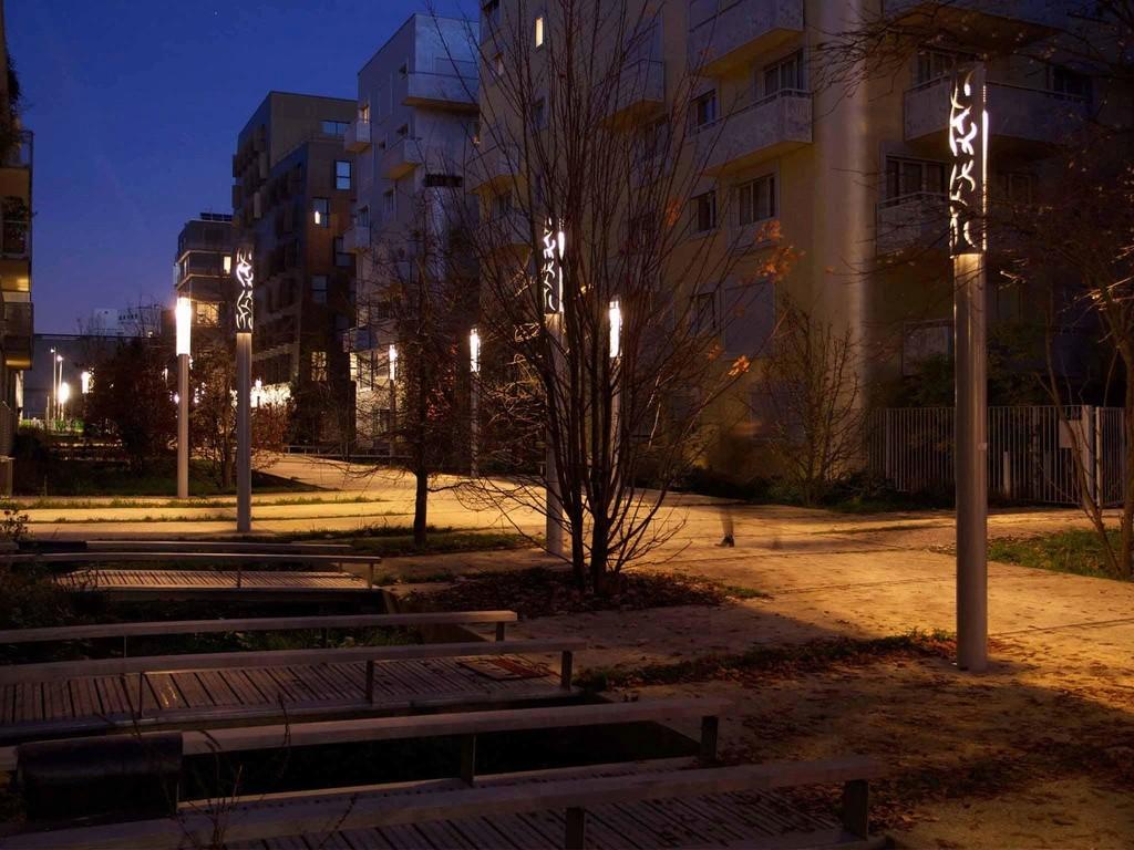 Eclairage du quartier seguin rives de seine for Agence immobiliere 3f boulogne billancourt