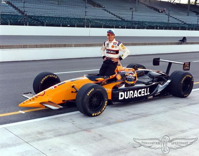 Bobby Rahal Mercedes >> Mercedes à Indianapolis 1994