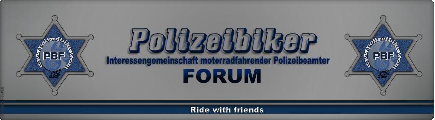 Polizeibiker