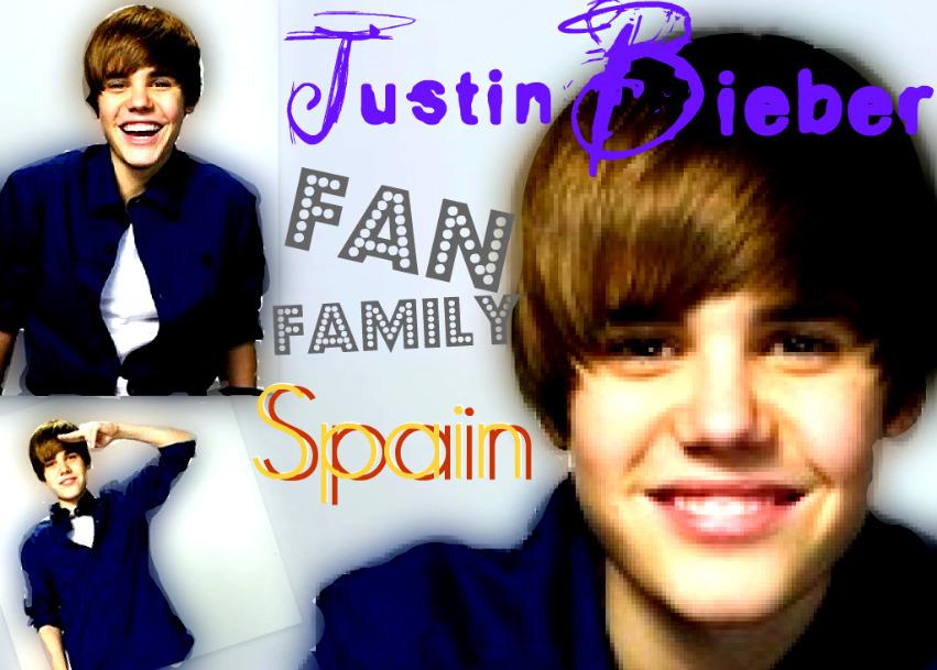 Justin Bieber Fan Family Spain