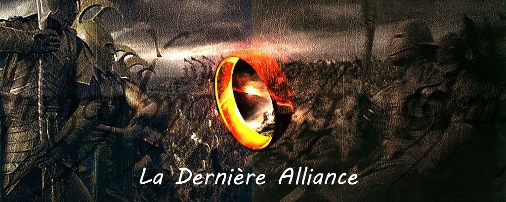 La Dernière Alliance d'Estel - sdao