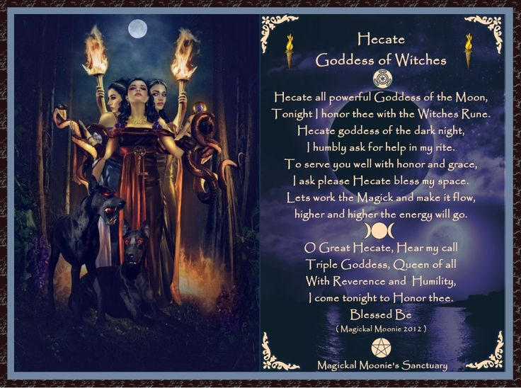 Angels & wicca witchcraft