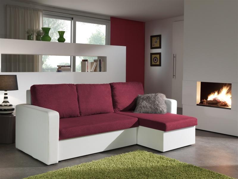 quelle couleur de mur avec un canap prune. Black Bedroom Furniture Sets. Home Design Ideas